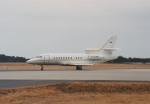 kumagorouさんが、仙台空港で撮影したフランス企業所有 Falcon 900の航空フォト(写真)