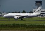 Sky-Hiro747さんが、佐賀空港で撮影したロタナ・ジェット・アヴィエーション A319-115CJの航空フォト(飛行機 写真・画像)