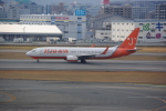Airfly-Superexpressさんが、福岡空港で撮影したチェジュ航空 737-85Pの航空フォト(写真)