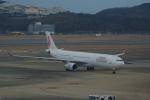 Airfly-Superexpressさんが、福岡空港で撮影した香港ドラゴン航空 A330-342の航空フォト(写真)