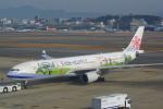 Airfly-Superexpressさんが、福岡空港で撮影したチャイナエアライン A330-302の航空フォト(写真)