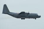 うめやしきさんが、厚木飛行場で撮影したアメリカ空軍 MC-130H Herculesの航空フォト(飛行機 写真・画像)