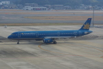 Airfly-Superexpressさんが、福岡空港で撮影したベトナム航空 A320-214の航空フォト(写真)