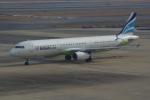 Airfly-Superexpressさんが、福岡空港で撮影したエアプサン A321-231の航空フォト(写真)