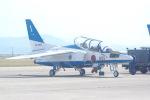 Airfly-Superexpressさんが、米子空港で撮影した航空自衛隊 T-4の航空フォト(写真)