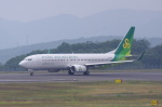 Airfly-Superexpressさんが、広島空港で撮影した春秋航空日本 737-86Nの航空フォト(写真)