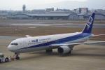 Airfly-Superexpressさんが、福岡空港で撮影した全日空 767-381の航空フォト(写真)
