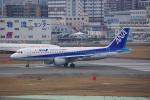 Airfly-Superexpressさんが、福岡空港で撮影した全日空 A320-211の航空フォト(写真)