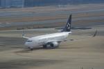 Airfly-Superexpressさんが、福岡空港で撮影したユナイテッド航空 737-724の航空フォト(写真)