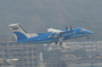 Airfly-Superexpressさんが、福岡空港で撮影した天草エアライン DHC-8-103Q Dash 8の航空フォト(写真)
