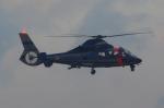 Airfly-Superexpressさんが、福岡空港で撮影した福岡県警察 AS365N2 Dauphin 2の航空フォト(写真)