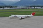 kumagorouさんが、山形空港で撮影したジェイ・エア CL-600-2B19 Regional Jet CRJ-200ERの航空フォト(飛行機 写真・画像)