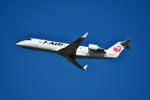 Dojalanaさんが、新千歳空港で撮影したジェイ・エア CL-600-2B19 Regional Jet CRJ-200ERの航空フォト(写真)