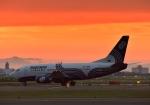 新千歳空港 - New Chitose Airport [CTS/RJCC]で撮影されたオーロラ - Aurora [HZ/SHU]の航空機写真