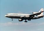 その他の流動資産さんが、伊丹空港で撮影したユナイテッド航空 L-1011-385-3 TriStar 500の航空フォト(飛行機 写真・画像)
