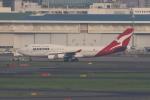 れえどんさんが、羽田空港で撮影したカンタス航空 747-48Eの航空フォト(写真)