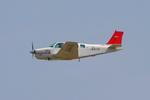 speedbirdさんが、成田国際空港で撮影した日本個人所有 A36 Bonanza 36の航空フォト(飛行機 写真・画像)