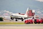函館空港 - Hakodate Airport [HKD/RJCH]で撮影された中国国際航空 - Air China [CA/CCA]の航空機写真