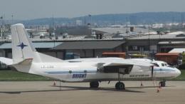 Take51さんが、ベオグラード・ニコラ・テスラ空港で撮影したAir Bright An-26の航空フォト(飛行機 写真・画像)