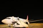 岡山空港 - Okayama Airport [OKJ/RJOB]で撮影された日本トランスオーシャン航空 - Japan Transocean Air [NU/JTA]の航空機写真