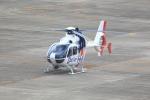 T.Sazenさんが、名古屋飛行場で撮影した日本法人所有 EC135T2+の航空フォト(写真)