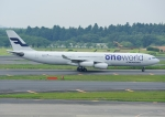 じーく。さんが、成田国際空港で撮影したフィンエアー A340-313Xの航空フォト(写真)