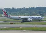 じーく。さんが、成田国際空港で撮影したスリランカ航空 A330-243の航空フォト(飛行機 写真・画像)