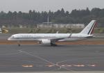 PGM200さんが、成田国際空港で撮影したメキシコ空軍 757-225の航空フォト(飛行機 写真・画像)