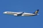 RUSSIANSKIさんが、シンガポール・チャンギ国際空港で撮影したシンガポール航空 A330-343Xの航空フォト(飛行機 写真・画像)