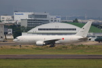 T.Sazenさんが、名古屋飛行場で撮影した航空自衛隊 KC-767J (767-2FK/ER)の航空フォト(写真)