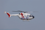 T.Sazenさんが、名古屋飛行場で撮影したセントラルヘリコプターサービス BK117C-2の航空フォト(飛行機 写真・画像)