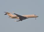 わたくんさんが、福岡空港で撮影したベルジャヤ・エア BD-700-1A11 Global 5000の航空フォト(写真)