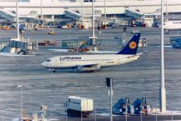 JA8037さんが、ミュンヘン・フランツヨーゼフシュトラウス空港で撮影したルフトハンザドイツ航空 737-230/Advの航空フォト(飛行機 写真・画像)