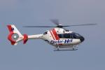 T.Sazenさんが、名古屋飛行場で撮影した中日本航空 EC135P2+の航空フォト(飛行機 写真・画像)