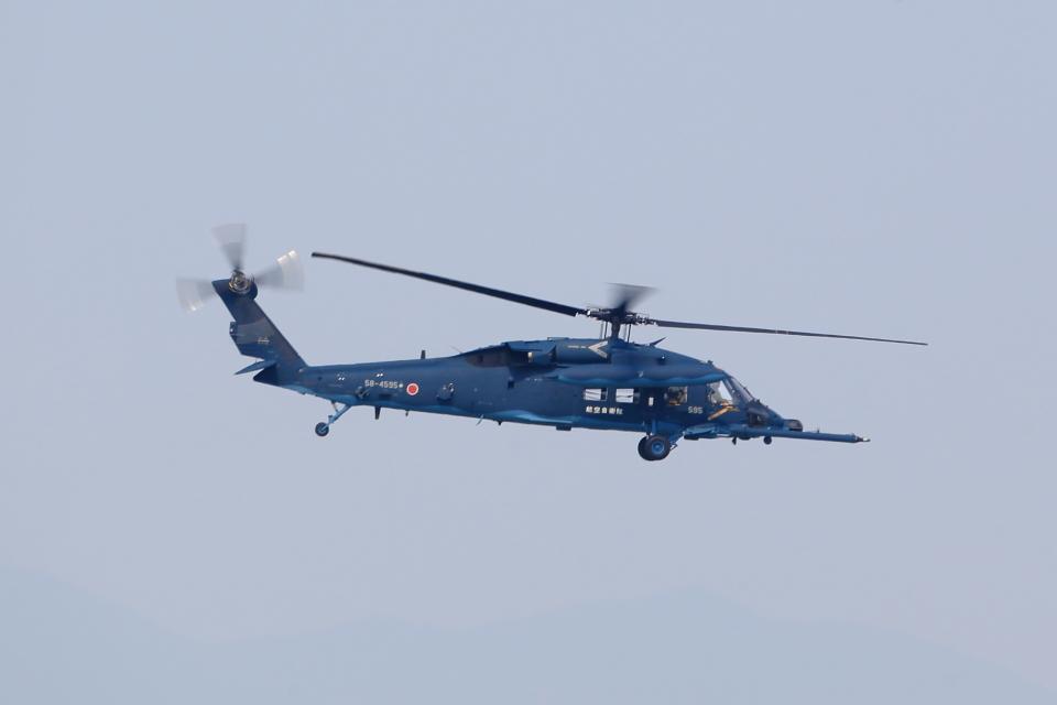 T.Sazenさんの航空自衛隊 Mitsubishi UH-60J (78-4567) 航空フォト