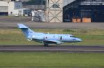 T.Sazenさんが、名古屋飛行場で撮影した航空自衛隊 U-125A(Hawker 800)の航空フォト(飛行機 写真・画像)
