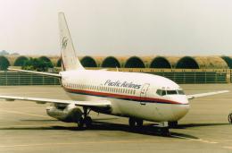 JA8037さんが、タンソンニャット国際空港で撮影したパシフィック・エアラインズ (〜2008/5) 737-217の航空フォト(飛行機 写真・画像)