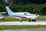 tsubasa0624さんが、ホンダエアポートで撮影した日本法人所有 PA-46-310P Malibuの航空フォト(飛行機 写真・画像)