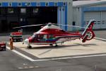 tsubasa0624さんが、ホンダエアポートで撮影した埼玉県防災航空隊 AS365N3 Dauphin 2の航空フォト(飛行機 写真・画像)
