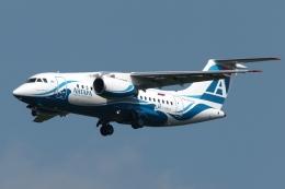 木人さんが、成田国際空港で撮影したアンガラ・エアラインズ An-148-100Eの航空フォト(写真)