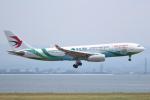 ぽんさんが、関西国際空港で撮影した中国東方航空 A330-243の航空フォト(写真)