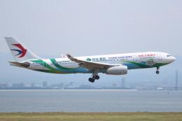 ぽんさんが、関西国際空港で撮影した中国東方航空 A330-243の航空フォト(飛行機 写真・画像)