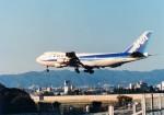 その他の流動資産さんが、伊丹空港で撮影した全日空 747SR-81の航空フォト(写真)