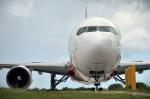 Boeing 787-981さんが、グアム国際空港で撮影したダイナミック・アビエーション・グループ 767-246の航空フォト(写真)