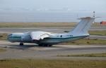 ハピネスさんが、関西国際空港で撮影したアルジェリア空軍 Il-76TDの航空フォト(写真)