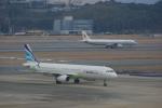 Airfly-Superexpressさんが、福岡空港で撮影した中国国際航空 A321-232の航空フォト(写真)