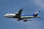 camelliaさんが、成田国際空港で撮影した全日空 747-481の航空フォト(写真)