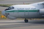 まっくうさんが、関西国際空港で撮影したアルジェリア空軍 Il-76TDの航空フォト(写真)