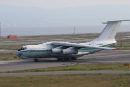まっくうさんが、関西国際空港で撮影したアルジェリア空軍 Il-76TDの航空フォト(飛行機 写真・画像)