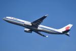 tsubasa0624さんが、羽田空港で撮影した中国国際航空 A330-343Eの航空フォト(飛行機 写真・画像)